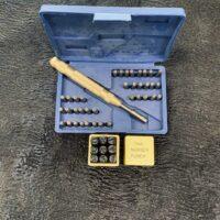 Инструменты для тиснения
