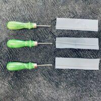 Инструмент для снятия фаски с края кожи -Торцбил